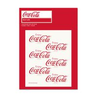 Coca-Cola Face Cals