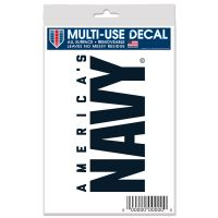 """U.S. Navy All Surface Decals 3"""" x 5"""""""